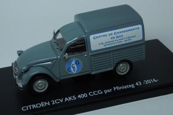 Citroën 2 CV AKS 400 CCG